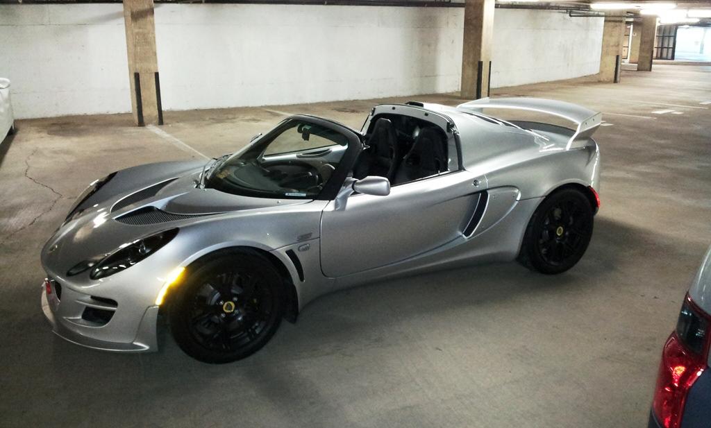 2011 Lotus Exige S260 Final Edition Vin Scclhhac7bha12388